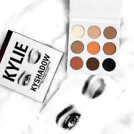 Тени Kylie Kyshadow the bronze palette