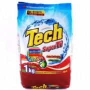 Стиральный порошок LG Tech Super Ti, для цветных вещей, с функцией защиты цвета, 1 кг