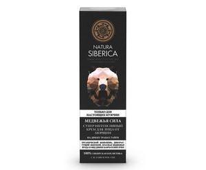 Медвежья сила крем для лица от морщин 50 мл Натура Сиберика для мужчин (NS)