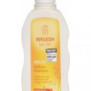 Шампунь с овсом для сухих и поврежденных волос 190 мл Веледа (Weleda)
