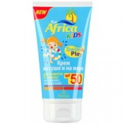 Крем для защиты от солнца Флоресан Солнце Africa kids на суше и на море SPF 50 150мл