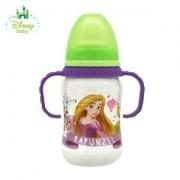 Принцессы бутылочка для кормления с силиконовой соской,смен. нос.,от 0 мес.,250 мл, со шкалой Lubby (Лабби)