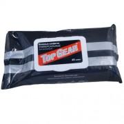 Универсальные влажные салфетки для автомобиля 45 шт
