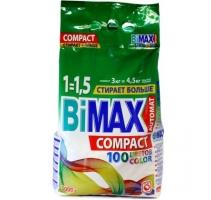 Бимакс колор стиральный порошок , 3 кг (Bimax)39176be9666f4dc02