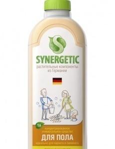 Универсальное средство для мытья пола, стен и других поверхностей Synergetic (Синергетик)