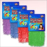 Насадка к швабре Ни соринки 4 цвета в ассортименте