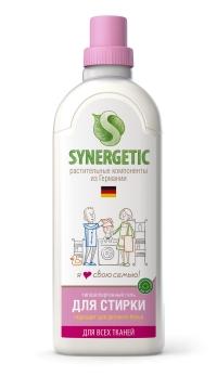 Универсальный гель для стирки белья Synergetic (Синергетик)