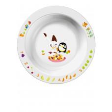 Авент Глубокая детская тарелка (Philips Avent) 12 мес.+