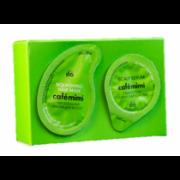 Питание и активизация роста маска для волос укрепляющая + сыворотка д/кожи головы Le Cafe Mimi Маска