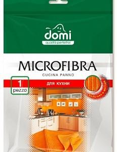 Салфетка из микрофибры для кухни 1 шт DOMI (Доми)