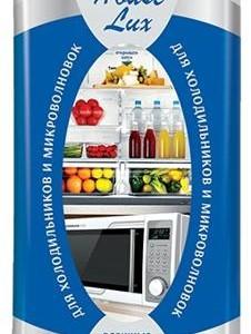 House Lux для холодильников и микроволновых печей, влажные салфетки, 30 шт