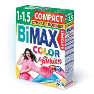 Бимакс стиральный порошок (в ассортименте) 400 гр