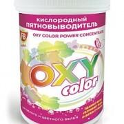 Кислородный пятновыводитель FeedBack (Фидбэк) OXI COLOR 500 г