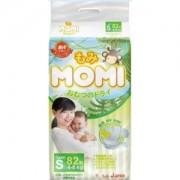 Подгузники Momi (Моми) 4-8 кг 82 шт