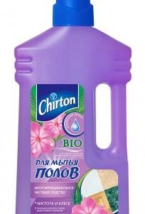 Многофункциональное средство для мытья пола Утренняя роса 1000 мл Чиртон (Chirton)