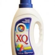 Гель для стирки цветного белья XQ 1 л (Белоруссия)