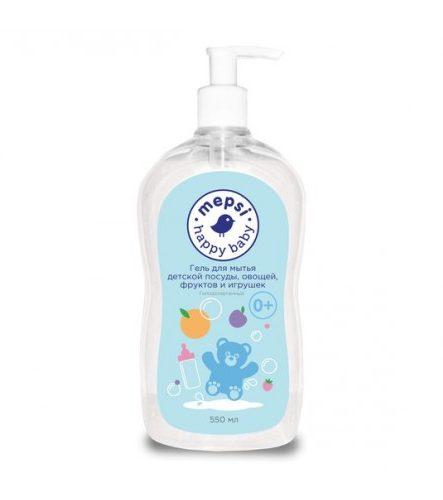 Mepsi гель для мытья детской посуды 550 мл (Мепсы)