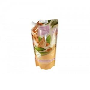 Крем мыло с увлажняющим миндальным молочком Fresh Energy 500 мл (Белоруссия)