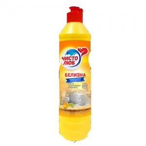 Чистолюб Белизна универсальное чистящее средство 3 в 1 500 гр