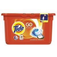 Тайд капсулы для стирки белья Альпийская свежесть (Tide) 12 штук
