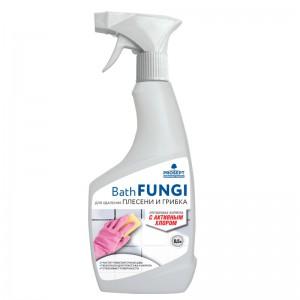 Prosept cредство для удаления плесени и грибка Bath Fungi, с дезинфицирующим эффектом, концентрат, 0,5 л (Просепт)