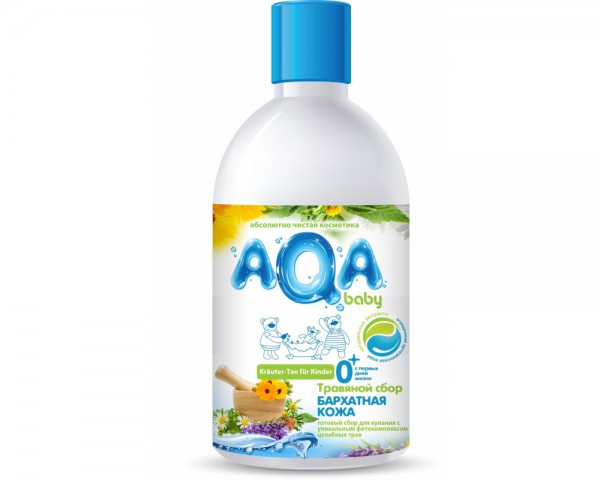 Травяной сбор Aqa Baby (Аква Бейби) 300 мл