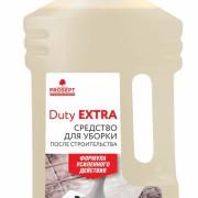 Средство для уборки после строительства Prosept duty extra (Просепт) 1 л