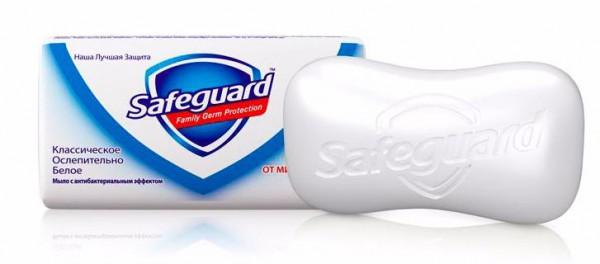 Мыло Сейфгард (Safeguard) 125 гр