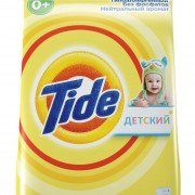 Детский Тайд 6 кг автомат (Tide) 6 кг 0+