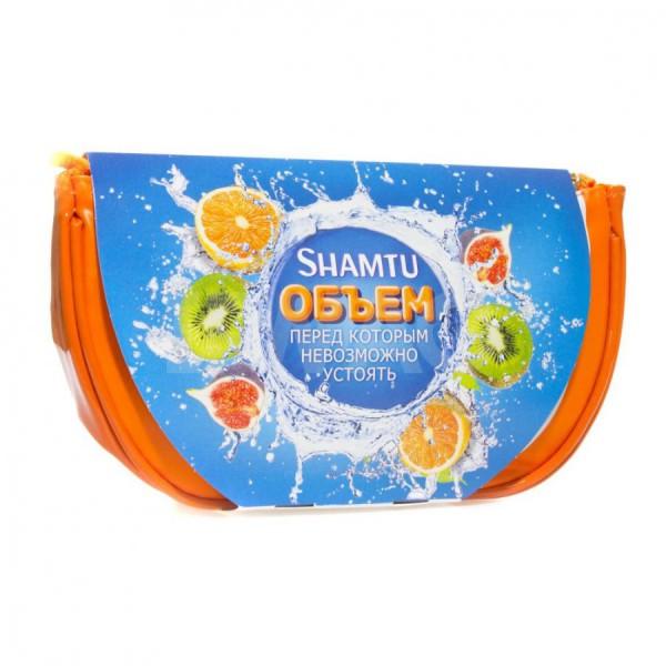 Набор подарочный Шамту Экстракт фруктов в косметичке (Shamtu)