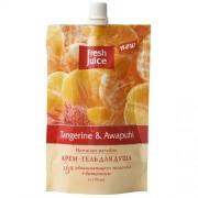 Гель для душа Оживляющий аромат крем-геля для душа Fresh Juice «Hawaiian Paradise» перенесет Вас на Гавайи.Масло камелии продлит ее молодость.