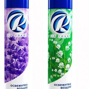 Освежитель воздуха Rio Roya Предназначены для устранения неприятных запахов в различных помещениях. Обладают длительным действием.