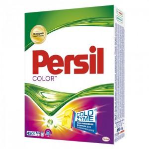 Стиральный порошок Persil Color ,эффективно удаляет пятна, надолго сохраняя цвета Ваших вещей первозданно яркими! Содержит смягчающие воду вещества.
