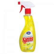 Бережно относится к очищаемой поверхности и придает ей блеск и облегчает повторное мытье