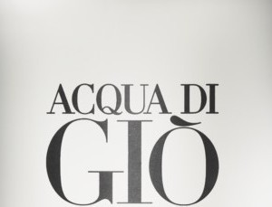 Парфюмированный гель шампунь для мужчин (Le Secret Acqua Di Gio) 250мл