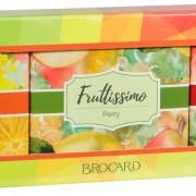 Солнечные цитрусы, соблазнительно сладкие лесные ягоды, душистые яблоки и груши, ароматная клубника.