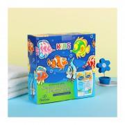 Детский набор Морское приключение KIDS :шампунь детский,крем детский.