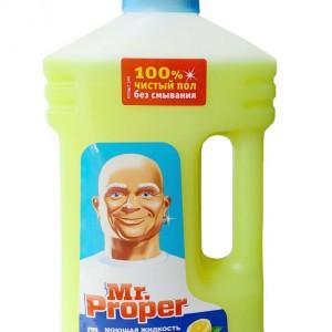 Пропер для пола 1 л (Mr.Proper)
