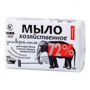 Мыло хозяйственное 72% Невская косметика Универсальное 180гр