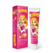 Принцесса Зубная паста Сливочный пломбир 50 гр