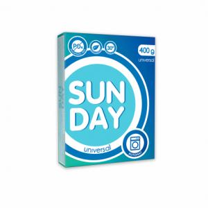 Sunday порошок стиральный универсальный (Сандей) 0,4 кг