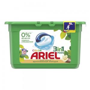 Капсулы Ариель с маслом ши (Ariel) 12 шт