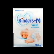 Kinders M (Киндер М) детский стиральный порошок для белого, 500 гр (Беларусь)