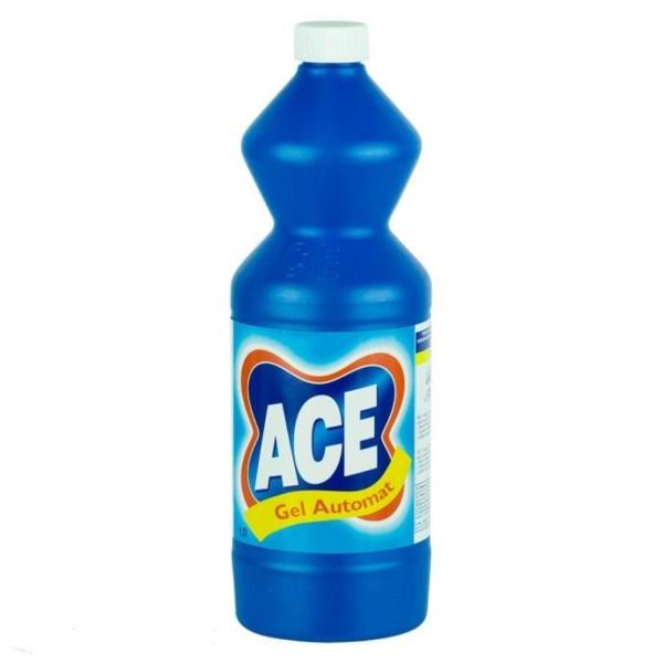 Гель Ас автомат отбеливающий (Ace) 1л