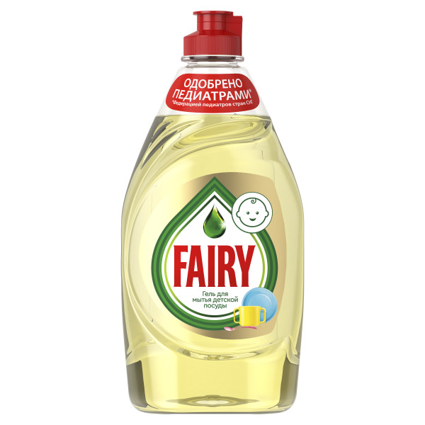 Детский Fairy для посуды (Фейри) 450 мл