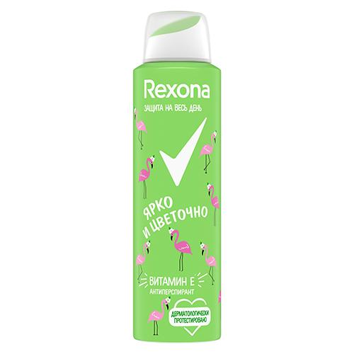 Спрей Рексона ярко и сочно 150 мл (Rexona)