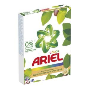 Порошок Ариель с маслом ши для цветного 450 гр (Ariel)