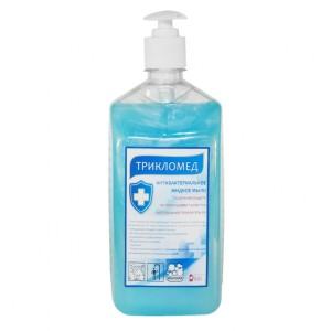Трикломед антибактериальное мыло 950 мл