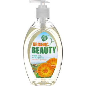 Organic beauty гель для интимной гигиены 500 мл (Органик Бьюти)