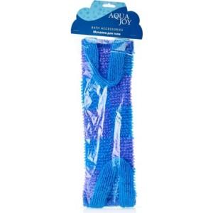 Мочалка лента для душа Aqua joy (Аква Джой)